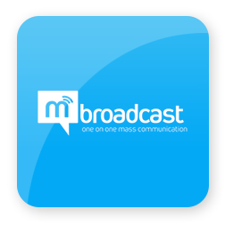 The mBroadcast APP